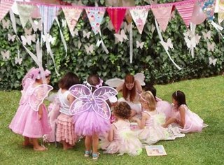fairy party gold coast